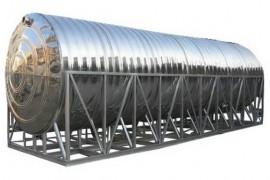二次供水加压设备+水处理系统满足生活饮用水标准