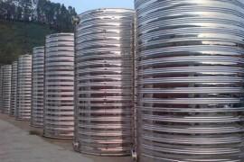 不锈钢圆柱水箱相关特点:节能、耐用